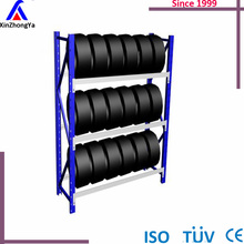 4S auto truck tire storage warehouse rack