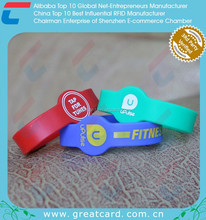 Event Pass Silicone RFID Wristband