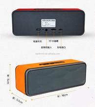 2015 New Speaker: Pandora Spotify Deezer DLNA Airplay Miracast 2.0 wooden wireless wifi speaker support android & IOS System 30W