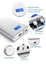 PB-4D 2016 battery backup 10000 mah portable charger 10000 mah with fl