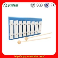 High Quality Children Mini Musical Instrument Toys Wooden Xylophone