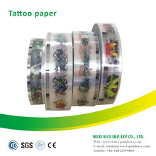 factory price adhesive tattoo transfer paper