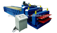 AS 828/1035 Double Deck Color Steel Roll Forming Machine