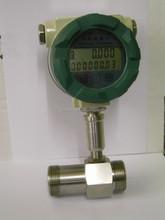 LWGY Model Screwed Water Turbine Flow Meter for Clean Liquid