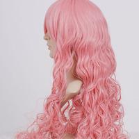 crazy pink human hair wigs