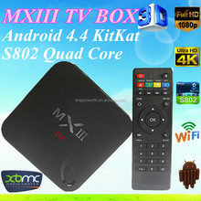OEM android tv box Indian Iptv Quad Core arabic iptv mxiii tv box Indian Box No Monthly Payment
