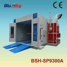 BSH-SP9300A CE approved Used Car Spray Booth/car paints booth/Car Spray Booth