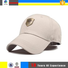 newest plain design baseball cap and hat