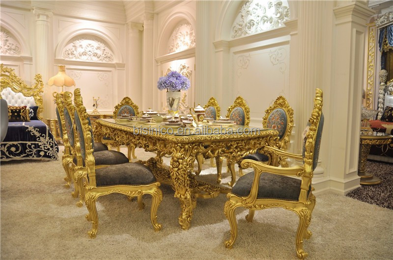 Antique Carved Dining Table Set Gorgeous Luxury Glass Top Dining Table 8 Cha