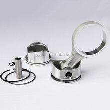 bizter compresor part piston and connecting rod assy , ac compressor piston rod with high qualtiy ,compressor connecting rods