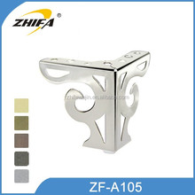 ZHIFA ZF-A105 factory price new sofa replacement legs, new sofa replacement legs, sofa replacement legs