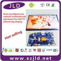 2015 High Quality lcd tv part screen pcb lcb printed circuit board