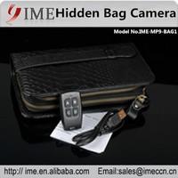 Briefcase Bag Hidden Secret Surveillance Video Camera 30 fps AVI Flip Gadget