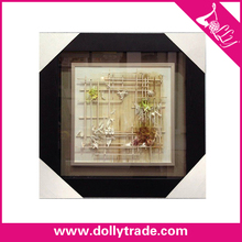 Highest Quality 3D Shadow Box Wall Arts Attractive Fashion Designs Antique Photo Frames Wholesale