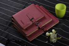 Customized filofax organizer leather cover