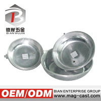 OEM kitchen cookware set of fry pan set of die casting of aluminum or zinc material