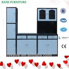 Aluminium Iron Board Kitchen Cabinet Simple Designs