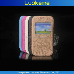 Universal PU Leather Mobile Phone Cases