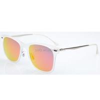 Titanium Temple TR-90 Frame Revo Mirror Polarized LENS Aviator Sunglasses 2015 Wholesale