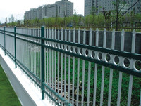 Hot Dipped Galvanized Aluminium Fence Dog Kennels,Chain Link Fence Panels