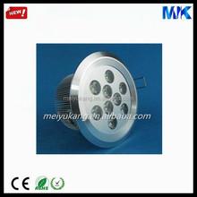 China manufactury sunny europe stlye ip65 9*1W ceiling light led housing