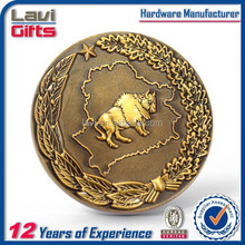price for promotion custom old gold coin