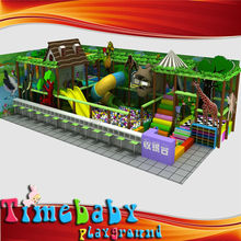 Fitness safe indoor playground business, play game maze for children