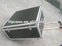 High capacity aluminum metal tool boxes for trucks