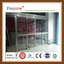Fashionable hot sell aluminum sliding window for hotel