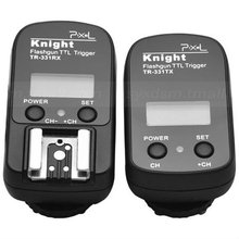 TTL Flashgun Flash Remote Trigger For Canon Nikon