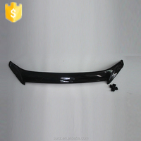 DMAX 2012- BLACK Door Visor Bonnet Guard The Latest Style Best Selling Car accessories Trade Assurance Supplier