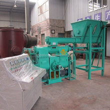 CE approved biomass wood hydraulic press machine for making briquettes