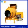 Excellent Quality Diesel Engine Concrete Mixer Machine Price for sale