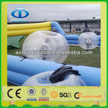 2015 popular football inflatable body zorb ball supply