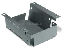 Rock bottom price!!! plated sheet laser cutting bending /CNC stamping metal box /housing/enclosure