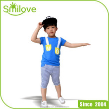 Children Short Sleeve Cotton T-shirts And Pants Child Christmas Outfit clothing Sets Kids Xmas Winter Clothing Sets