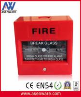 Break glass Manual Fire Alarm Call Point