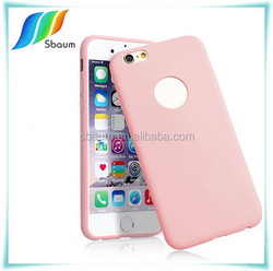 For iphone 6 case mix color.Soft TPU phone case for iphone 6