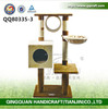 qqpet wholesale innovative furniture post modern style & sisal fabric for cat scratching posts