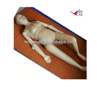 New-style multifunction female nursing training model ;High quality human medical model for sale