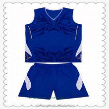 Best quality new style customized fashion basketball wear