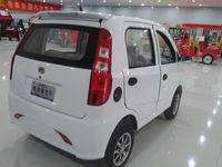 Electric and Automatic Gear Box 2+3 seater electric car