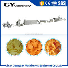 Automatic compound extruded potato chips /potato sticks processing machine