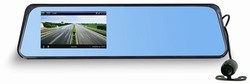 Hot sale! cheap car driving video recorder with 4.3inch high light screen for Japan market