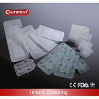 Adhesive Waterproof Hydrocolloid Wound Dressing