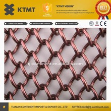Premium High QUality Metal Wire Mesh Shower Curtain/ Stainless Steel Metal Mesh Curtain from alibaba malaysia