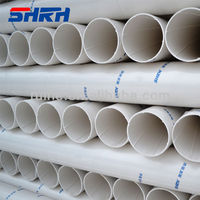 Plastic PVC-U drain pipes
