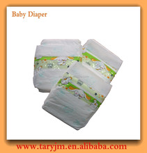 disposable baby diapers and sanitary napkin pad
