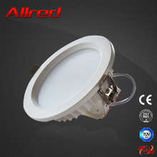 china manufacturer supplier high quality aluminum 9w high power led downlight
