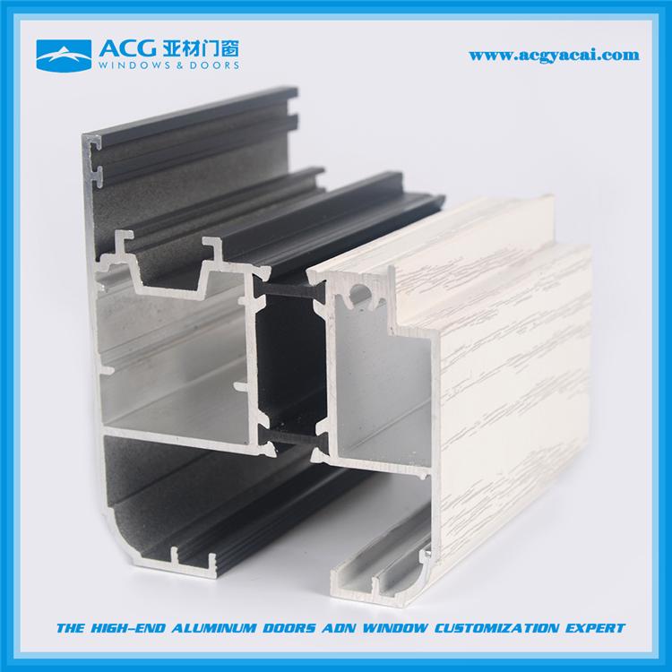 product caory aluminum profiles